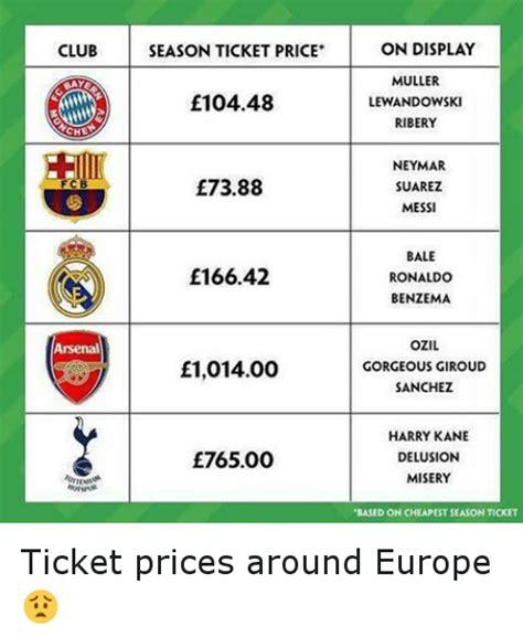arsenal ticket price club che arsenal season ticket price 163 10448 163 7388 163 16642 163