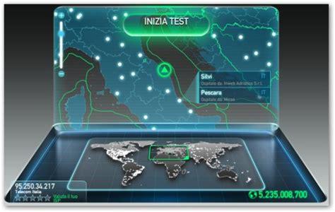 test adsl velocita test velocit 224 adsl utili strumenti per misurare la