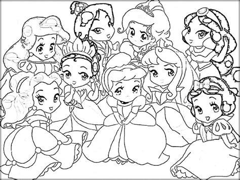 Disney Princess Coloring Pages To Print Free Color Zini Coloring Pages Disney Princesses Together Printable