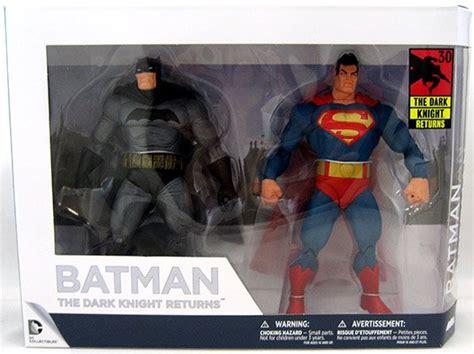 the returns actiefiguren 2 pack superman batman 30th anniversary the store