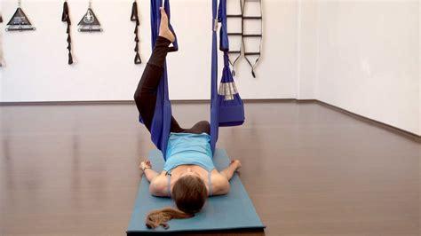 yoga swing canada prepare for inversion video yoga swings trapeze