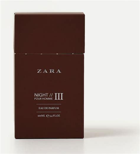 Parfum Zara 8 0 zara pour homme iii duftbeschreibung und bewertung