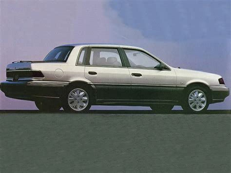 1992 mercury topaz overview cars com