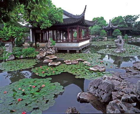 chinese backyard design chinese garden design smalltowndjs com