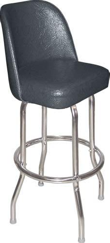 Bennington Furniture Bar Stools by Bennington Furniture Corp Swivel Seat Metal Bar Stools