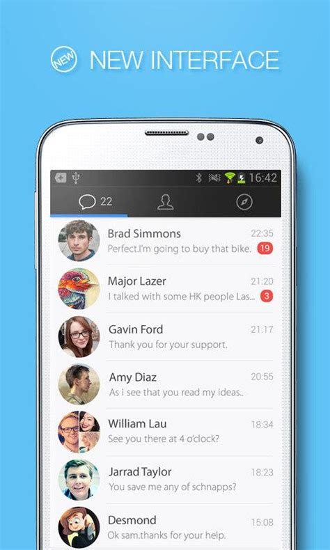 qq mobile qq international chat call android apps on play
