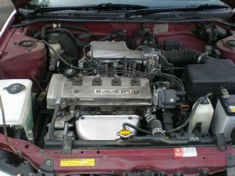 Toyota Ae101 Engine Toyota Corolla Ceres Ae101 1993 4a Engine Same As