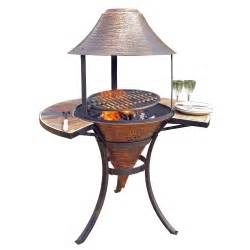 Corona Outdoor Fireplace by Corona Cast Iron Barbecue Chiminea Large Next Day