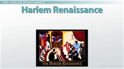 themes of literature during the harlem renaissance history of american arts videos lessons study com