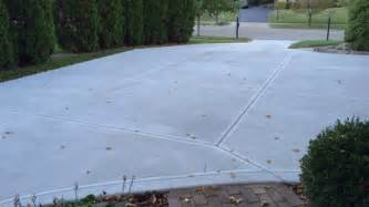 how to repair concrete patio driveway repair should you patch resurface or replace