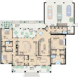Single Story House Plans Without Garage Anelti Com
