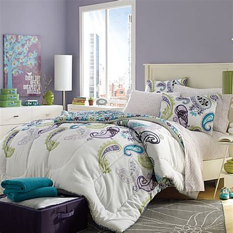 bed bath and beyond dorm zoe 8 piece dorm kit bed bath beyond