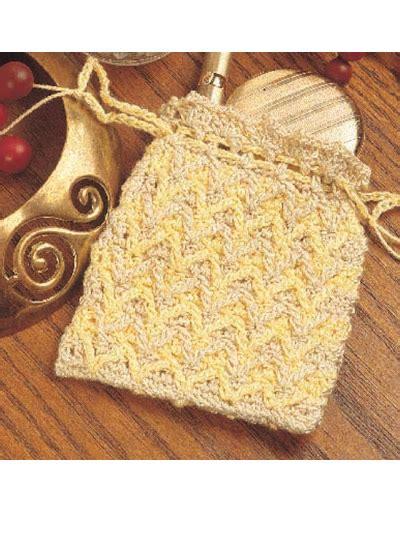 crochet pattern drawstring pouch crochet drawstring pouch pattern squareone for