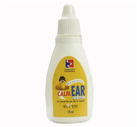 ear drops for dogs calm ear drops dogspot pet supply store