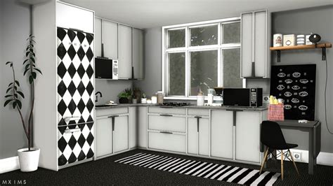 kitchen sets tsr sims 4 with louise set so i decided to