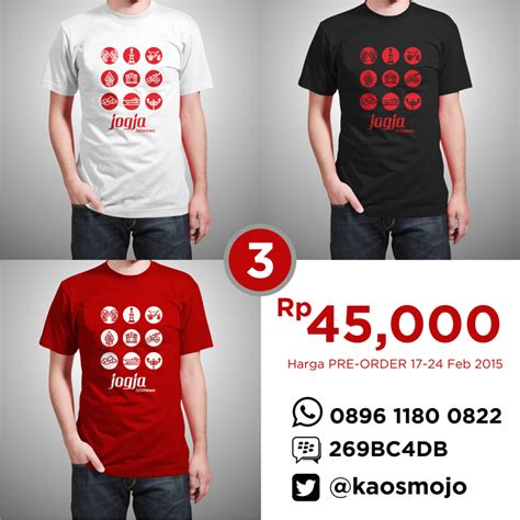Monochrome Logo 4 Kaos Distro Pria Wanita Anak Oceanseven jual kaos jogja istimewa logo baru mojo tshirts maker
