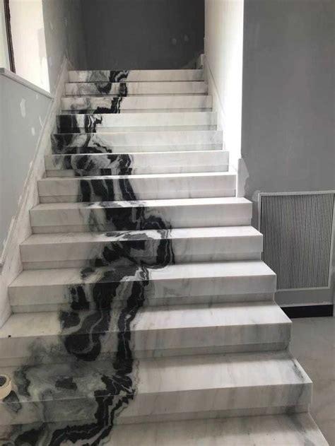 panda white marble stairs  ck stones thailand
