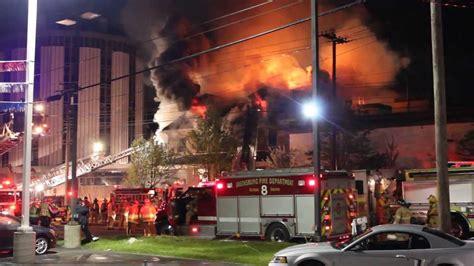 monsour hospital fire  youtube