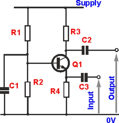 transistor lifier common base common base circuit transistor characteristics radio electronics