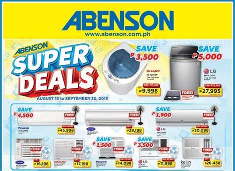 abenson aircon image mag