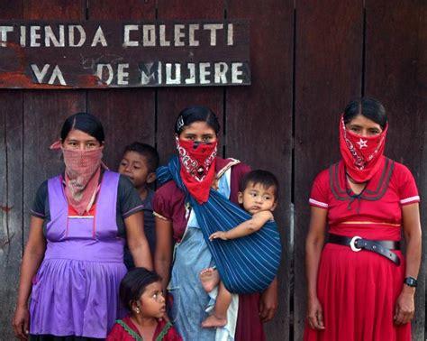 imagenes mujeres zapatistas ponencia sobre mujeres zapatistas de sylvia marcos