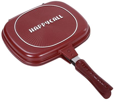 Happy Coll 32cm sale wholesale happycall happy call 32cm fry pan non stick fryer pan side grill fry