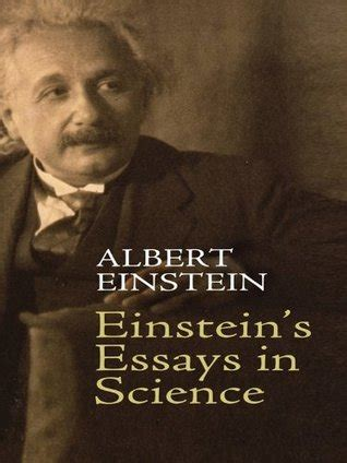 Albert Einstein Essays by Rama Annandale Va S Review Of Essays In Science