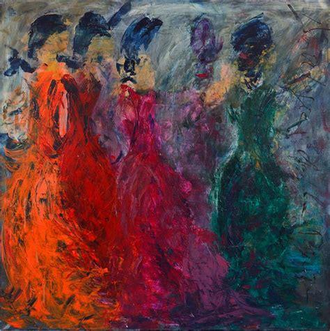 imagenes figurativas de artistas pintores espa 241 oles abstractos actuales pinturas