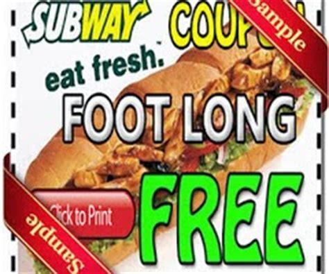 printable subway coupons michigan subway coupons december 2014