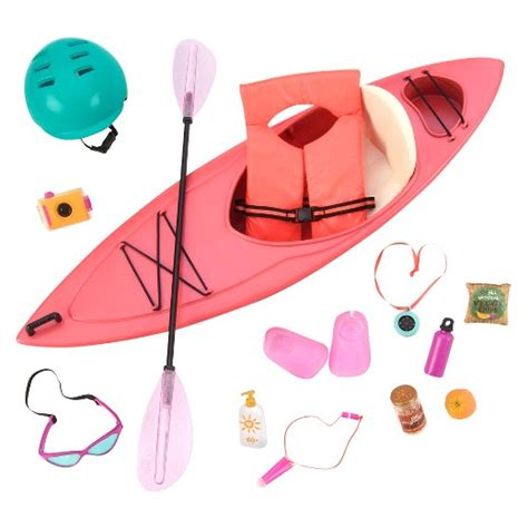 new 61 best our generation our generation 174 kayak accessory set target