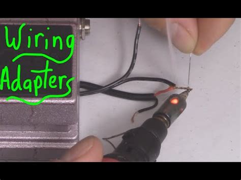 hack charging adapters  power  devices