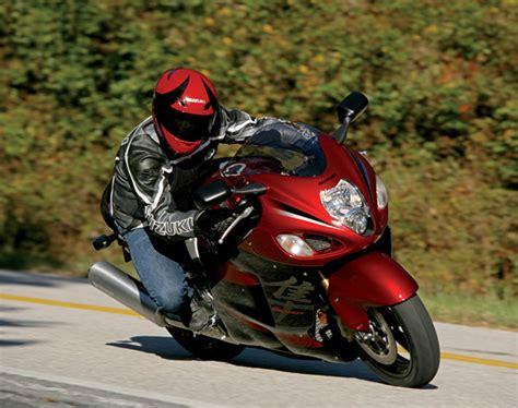 2006 suzuki hayabusa 1300 review top speed