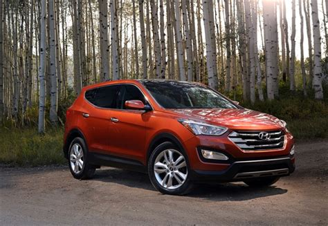 My Hyundai by 2013 My Hyundai Santa Fe Sport Named Top Utility Vehicle