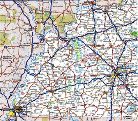 kentucky road map atlas kentucky road map swimnova