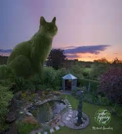 topiary cat the topiary cat