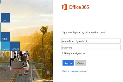 Office 365 Mail Tile Missing How To Access My O365 Account Through The Web Computing