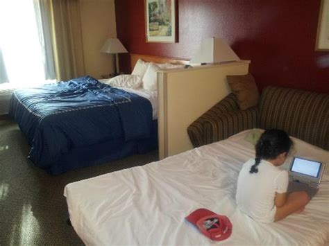 Sofa Bed Suites by Decent Size Picture Of Comfort Suites Palm Desert