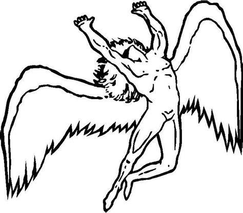 angel tattoo logo 20 best led zeppelin images on pinterest classic rock