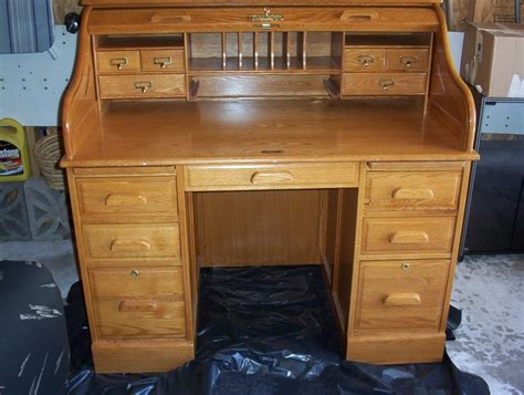 all oak winners only inc roll top desk wisconsin