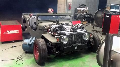 willys jeep lsx willys jeep with a twin turbo lsx engine swap depot