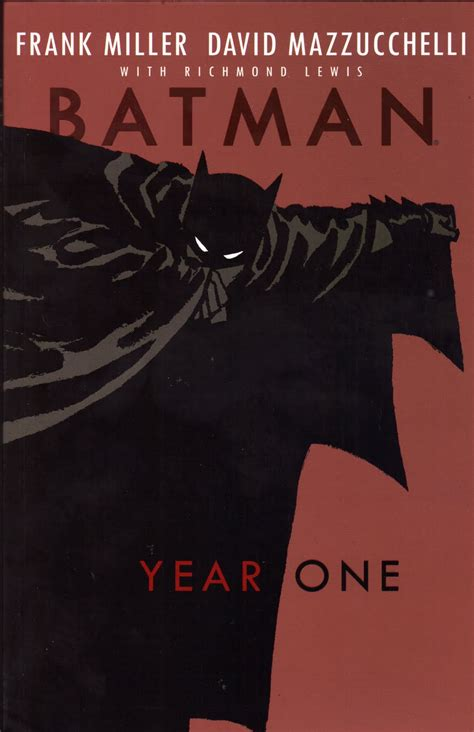 batman year one permanently batman year one