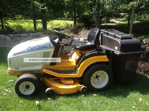 Cub Cadet Garden Tractor by 2000 Cub Cadet Lawn Garden Tractor