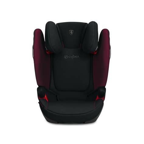 cybex scuderia ferrari child car seat solution  fix