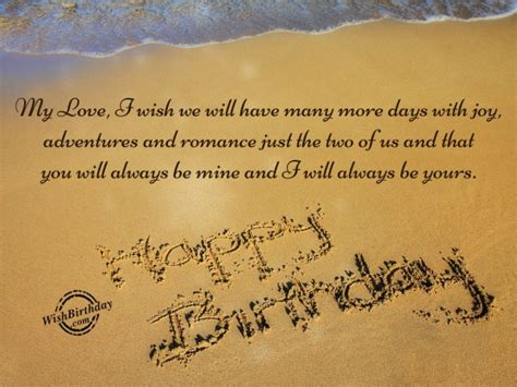beach themed birthday quotes birthday wishes for wife birthday images pictures