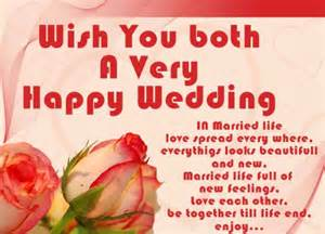 wedding wish cards 52 happy wedding wishes for on a card