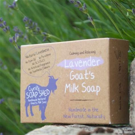 Handcrafted Goat Milk Soap - ramie soap bag from cyril s soap shed material
