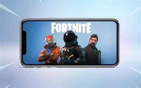 fortnite android fortnite mobile sur android epic donne enfin des