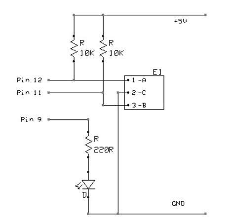 arduino uno tutorial 6 rotary encoder