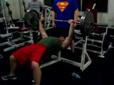 bench press combine 225 lbs bench press rep out nfl combine wt youtube
