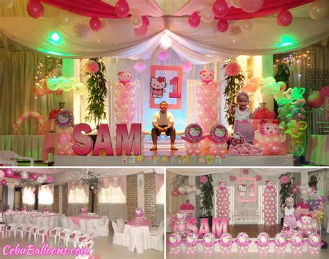 Theme Decorations by Letter Standees Cebu Balloons And Supplies